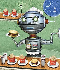 food_robot